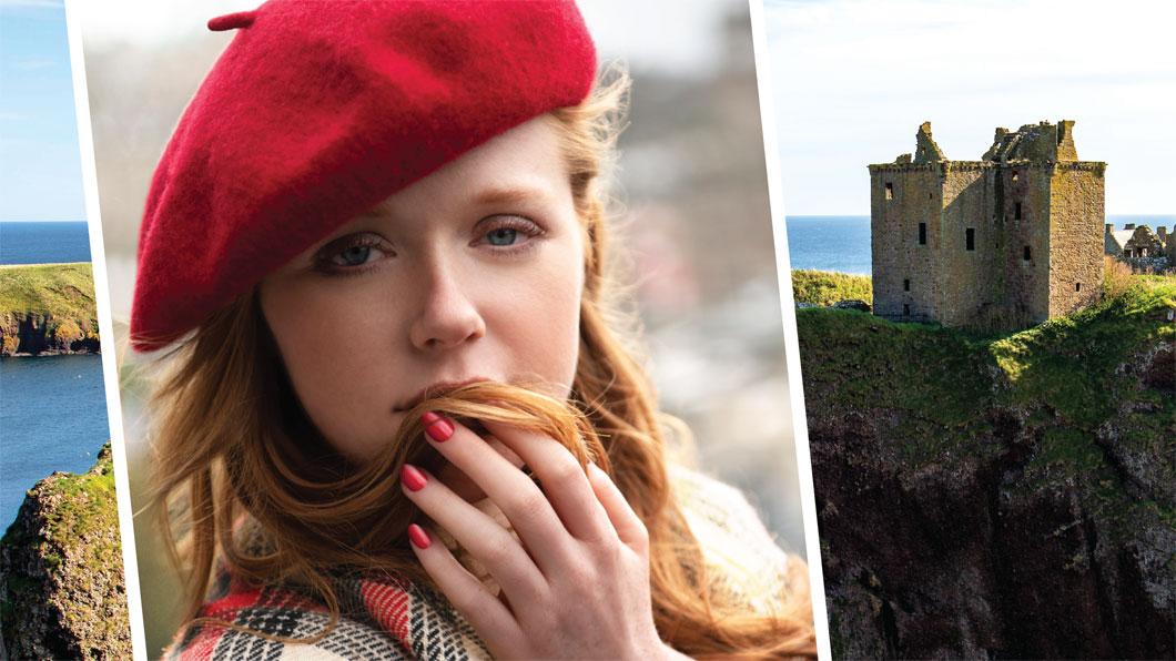 Very bonnie: Scotland by OPI