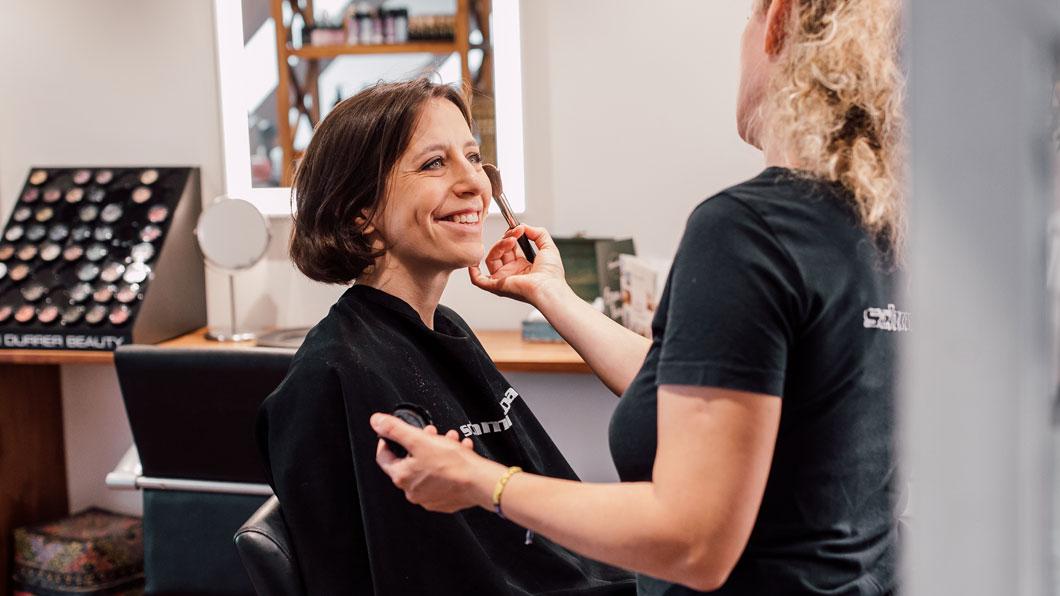 Mrs Flury x sonrisa: Makep-Tutorials für Anfänger