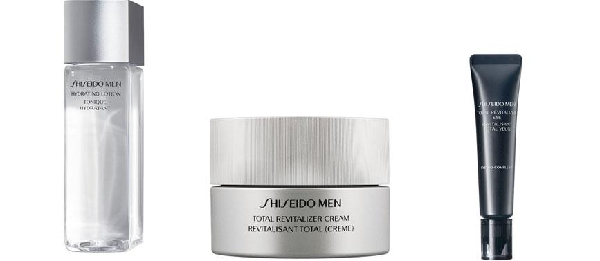 Der gepflegte Mann: Beauty-Held Daniel Ranz testet sich für sonrisa durch spannende Produkte aus dem Kosmetik-Kosmos für Männer wie etwa von Shiseido Men.
