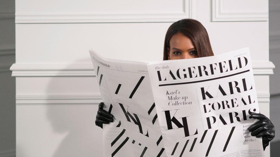FAQ: Karl Lagerfeld x L' Oréal Paris