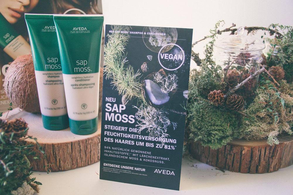 Welcome back: die beliebte Sap Moss Haarpflegelinie von Aveda ist zurück - mit verbesserter Formel