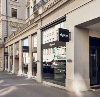 Alles, was Du über das Dyson Beauty Lab in Zürich wissen musst.