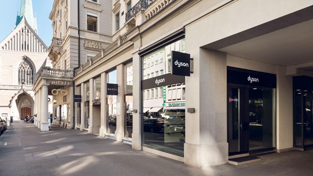 Dyson Beauty Lab Zürich: die Fakten