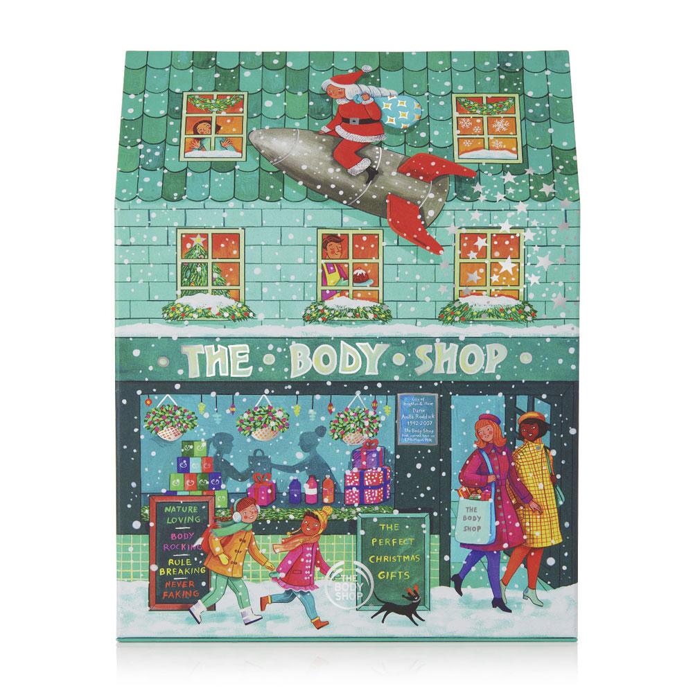 Dream big - and win! sonrisa verlost den Deluxe & Ultimate Adventskalender von The Body Shop