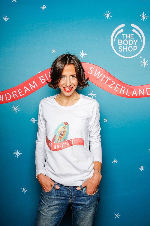 Mit der Weihnachtskampagne Dream Big von The Body Shop werden (Beauty-)Träume wahr.