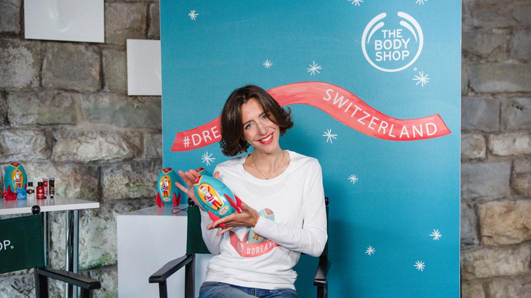 Dream Big: The Body Shop macht grosse (Beauty-)Träume wahr