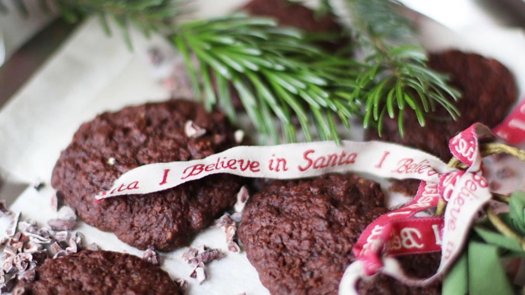 Schoko-Erdnuss-Bananen-Cookies à là sonrisa