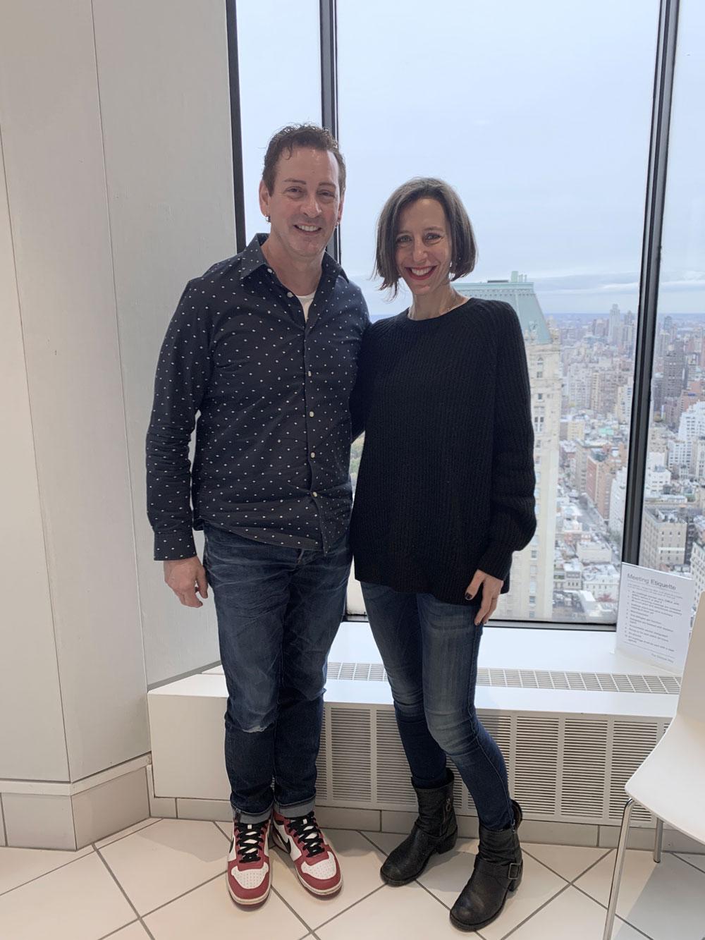sonrisa hat in New York Chef-Makeup-Entwickler Scott Miselnicky zum Interview getroffen.