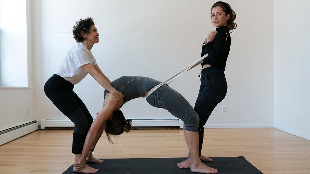 Innerlich und äusserlich zentriert mit Katonah Yoga