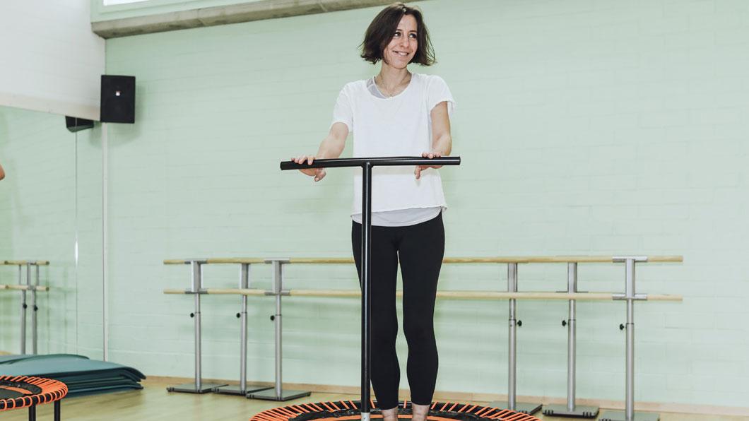 Fitness Trampolin: Der Sprung ins (Beauty-)Glück
