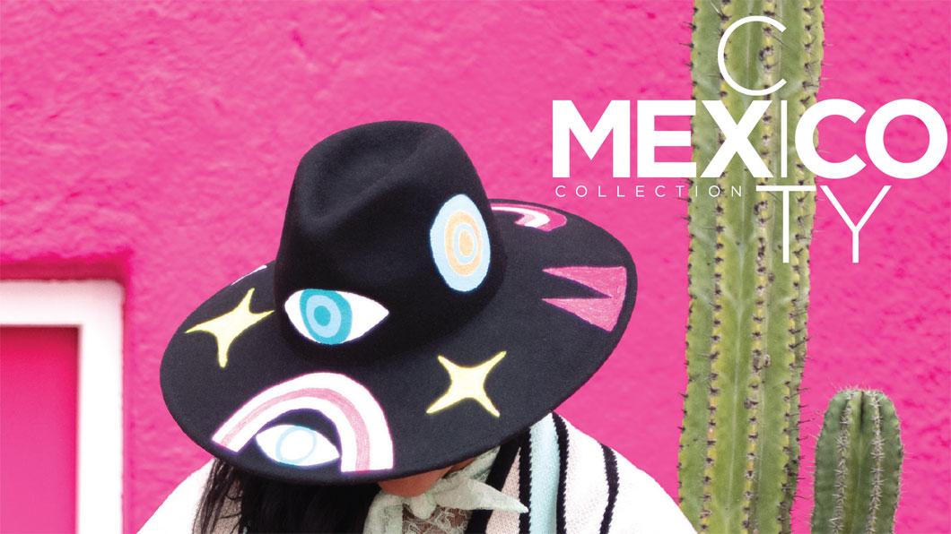 Buntes Treiben mit Mexico City by OPI