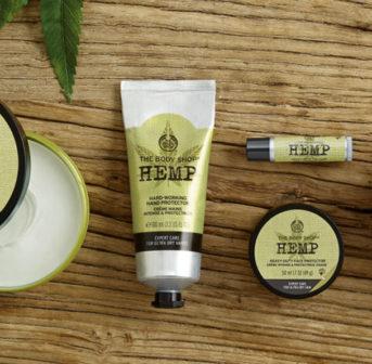 Guter Stoff: Auf sonrisa erfährst Du alles über die legendäre Hemp-Kollektion von The Body Shop.
