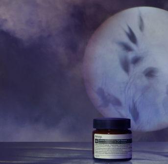 Schnell und effizient: In der Rubrik Beauty-Quickie stellt sonrisa praktische Kosmetik-Produkte vor, mit denen sich wertvolle Zeit einsparen lässt - wie etwa die neue Sublime Night Masque von Aesop, mit der wir uns über Nacht hübsch schlafen können.