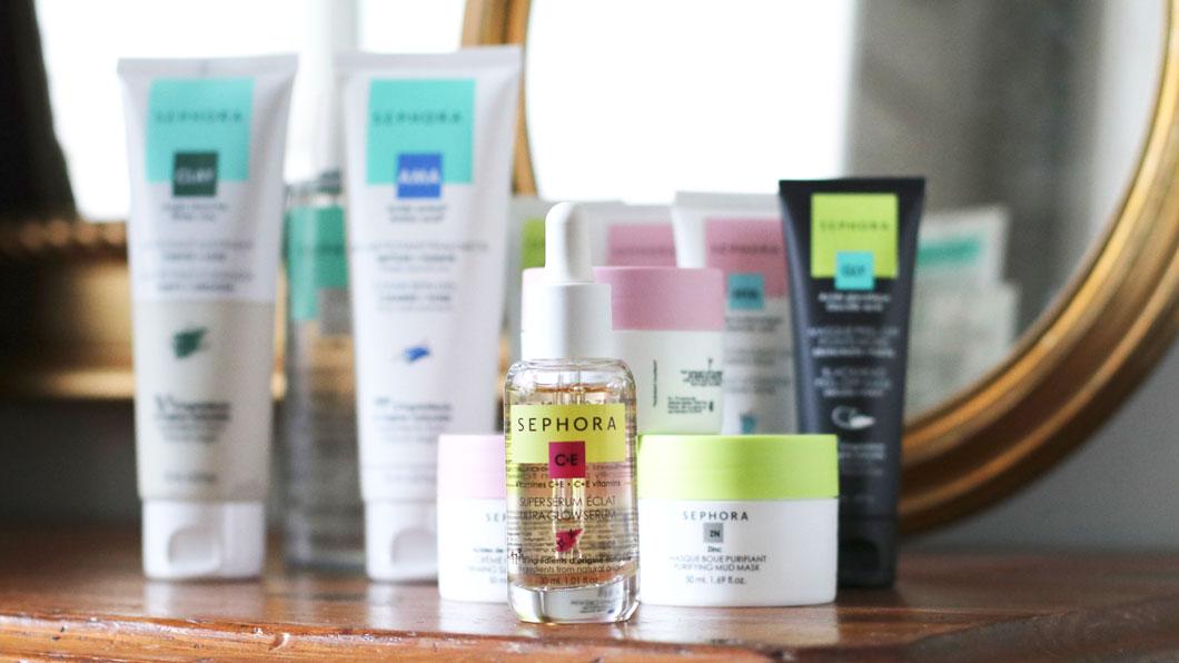 Good for you: sonrisa verlost ein riesiges Beauty-Set von Sephora