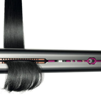 Dyson lanciert mit dem Corrale den einzigen Haarglätter mit biegsamen Heizplatten vor und auf sonrisa gibt es alle Informationen dazu.
