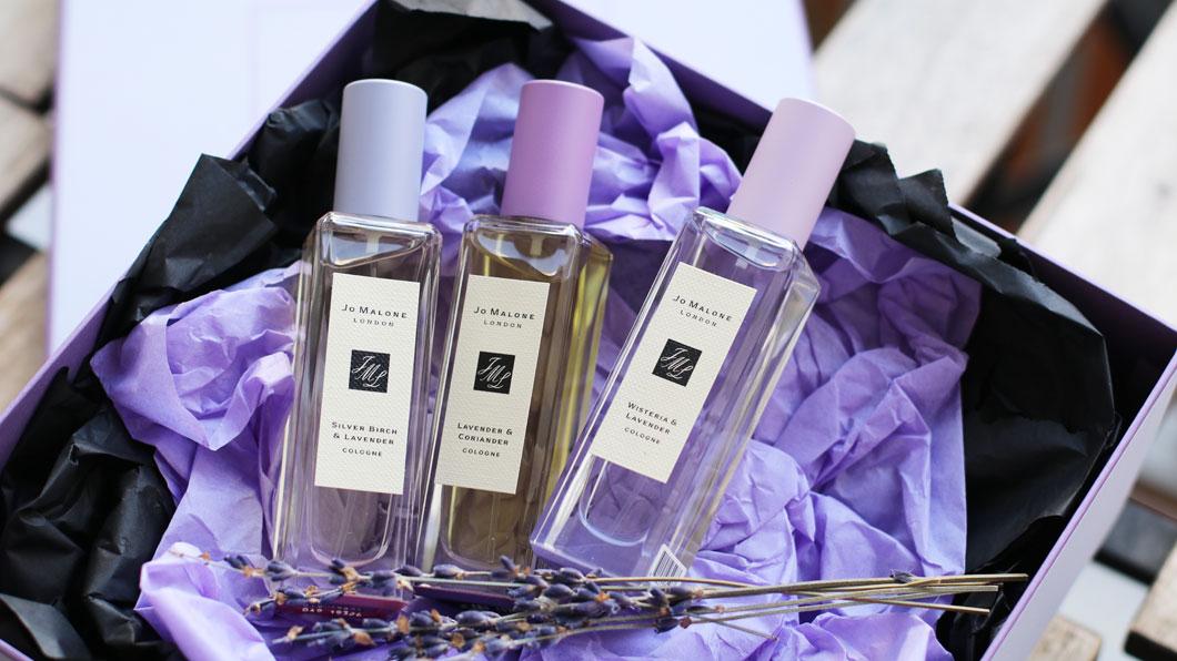 Ein Dufttraum in violett: Jo Malone London Lavenderland