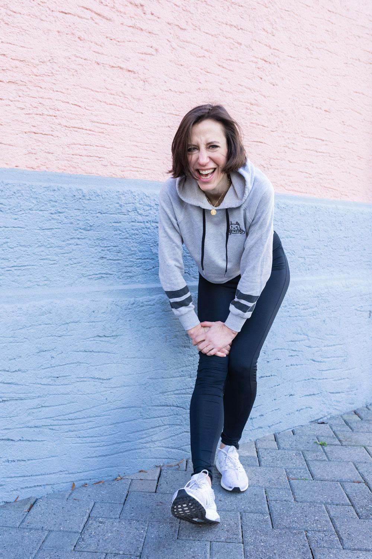 Laufen tut gut - und ist dank den Tips für Einsteiger auf sonrisa ganz einfach. Happy running!