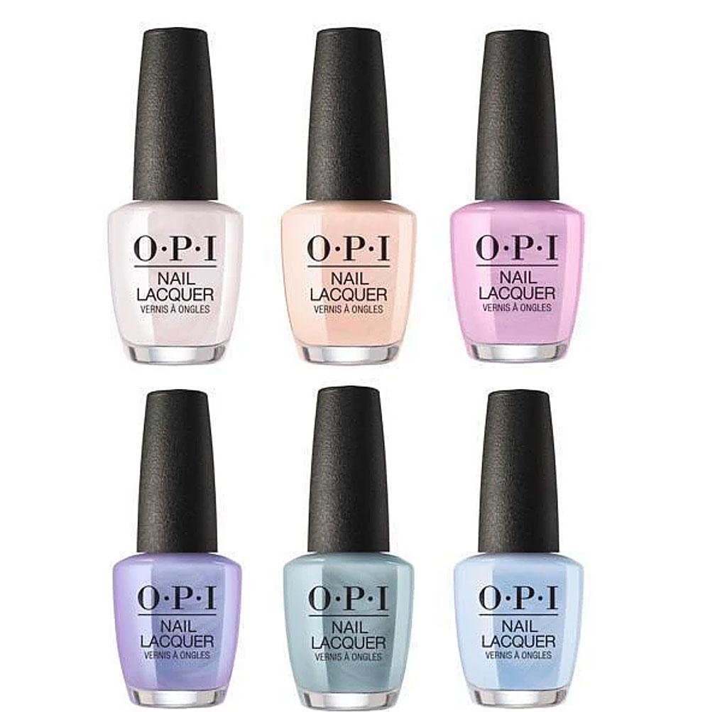 Shine and glow: die Neo-Pearl Collection von OPI ist die perfekte Beauty-Ergänzung zum aktuellen Perlen-Trend.