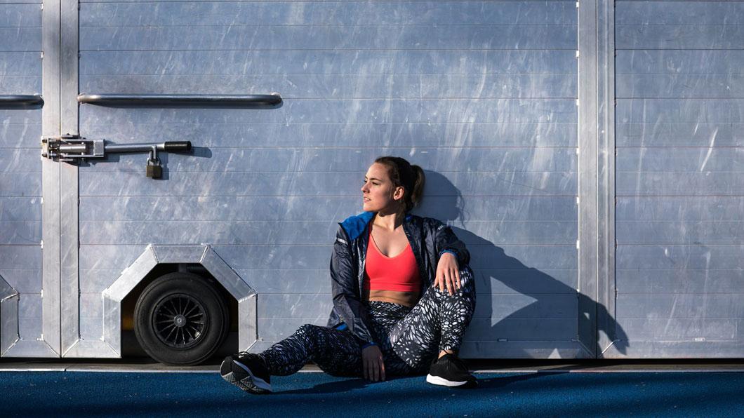 Corona Arrest: Mit diesen Tricks von Health-Coach Xenia bleibst Du fit!