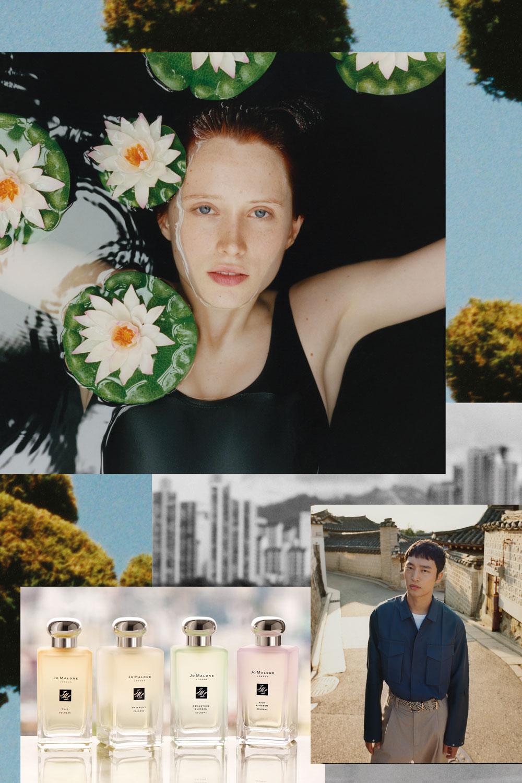 Die Blossom Collection 2020 von Jo Malone London ist inspiriert von Asien und zelebriert eine Zeit voller Abenteuer.