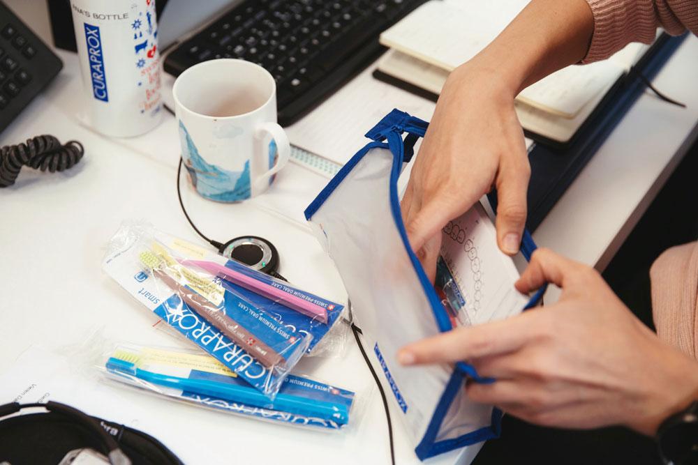 Gesundheit beginnt im Mund und darum gibt es auf sonrisa ein ausführliches FAQ mit vielen Tipps für die optimale Mundhygiene.