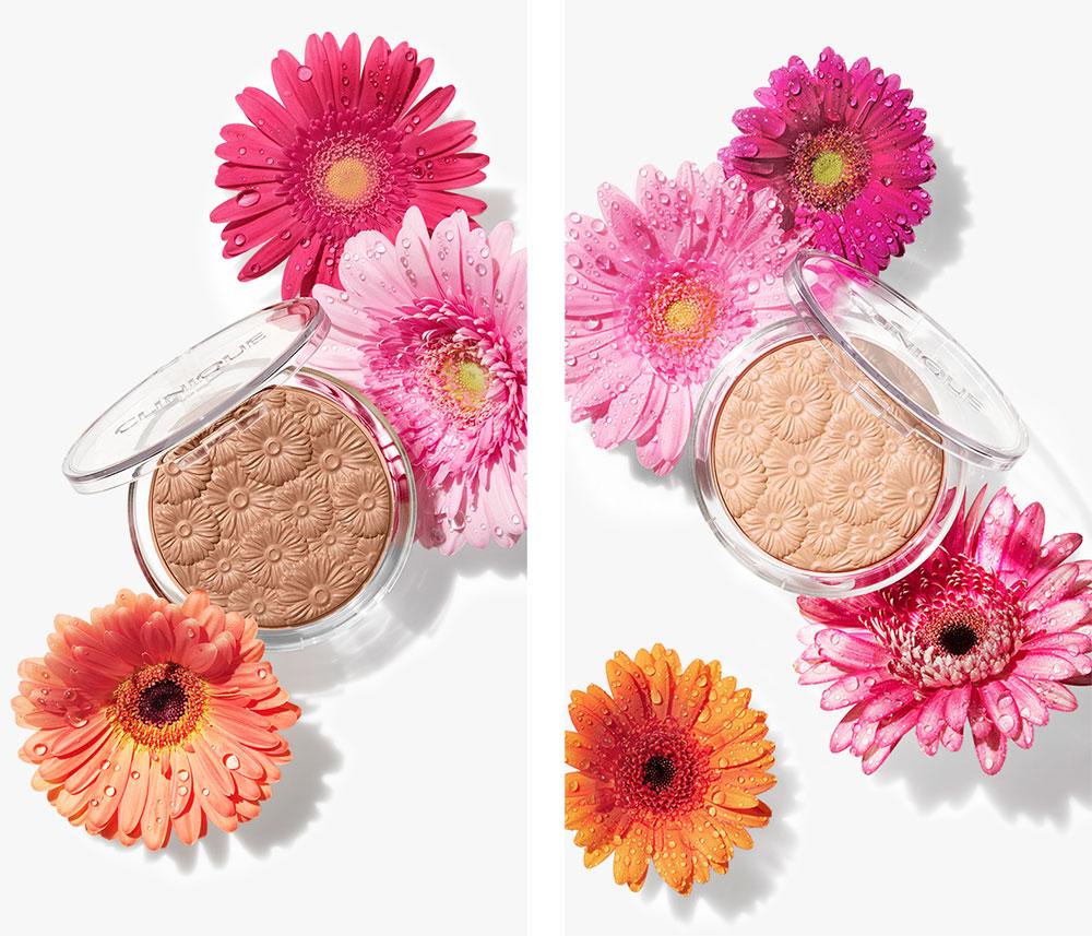 Die limitierte Clinique Flower Power Collection punktet mit äusseren und inneren Werten.