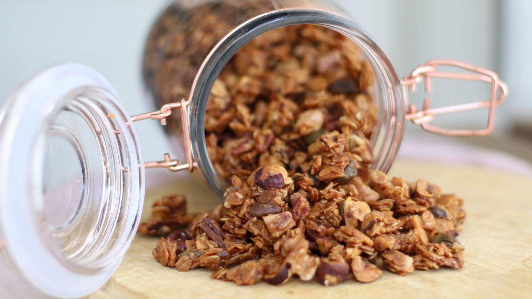 Rezept: Beauty-Granola aus England