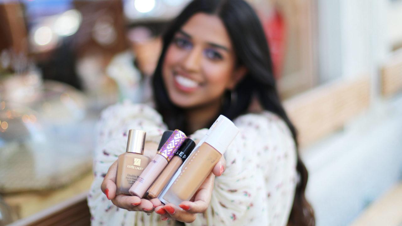 Beauty-Influencerin Shazna verrät auf sonrisa, wie POC (People of color) die richtige Foundation finden für sich.