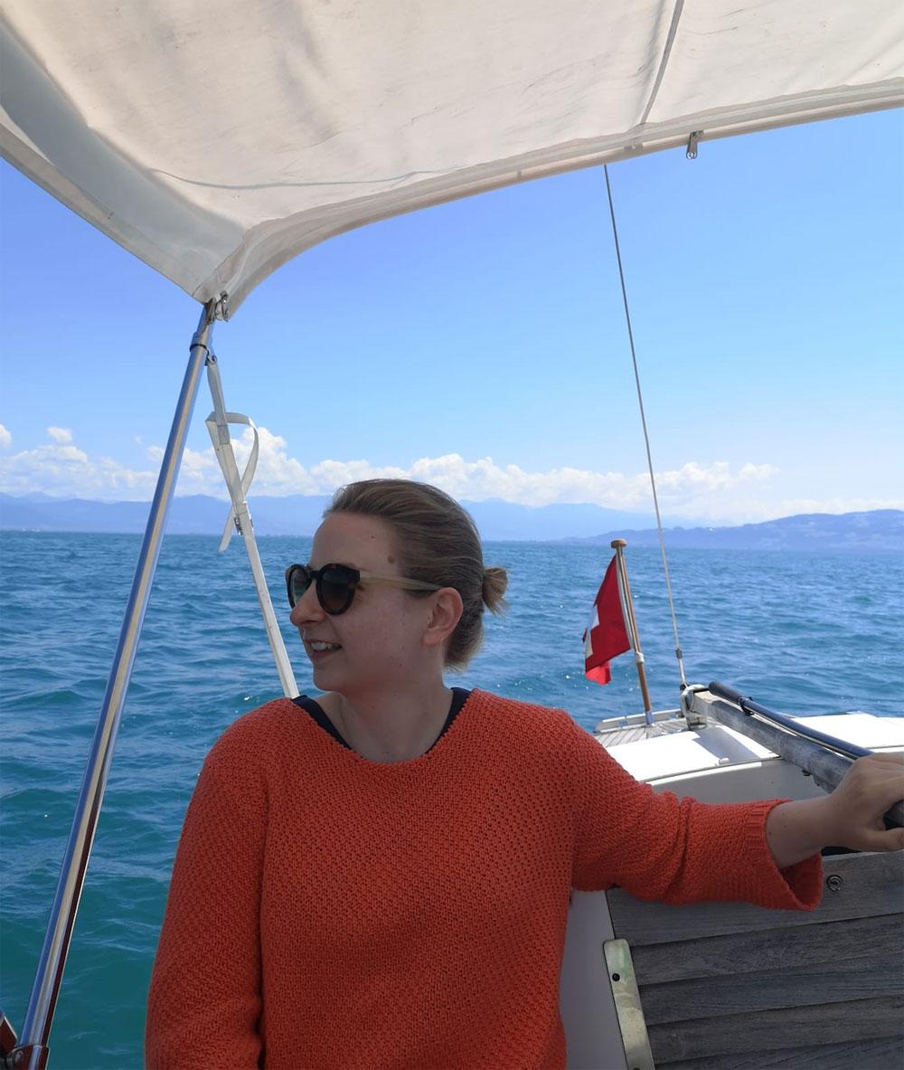 Worth the hype? Gastbloggerin Sandra testet für sonrisa die neue Naturkosmetik-Linie Nuxe Bio.