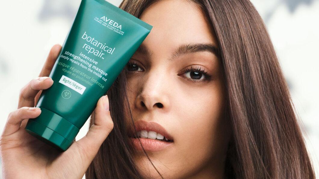 Pflanzenkraft für gestresses Haar: Aveda Botanical Repair