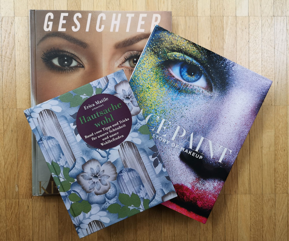 Pflicht-Lektüre für Beauty-Fans: sonrisa empfiehlt drei tolle Bücher über Schönheit.