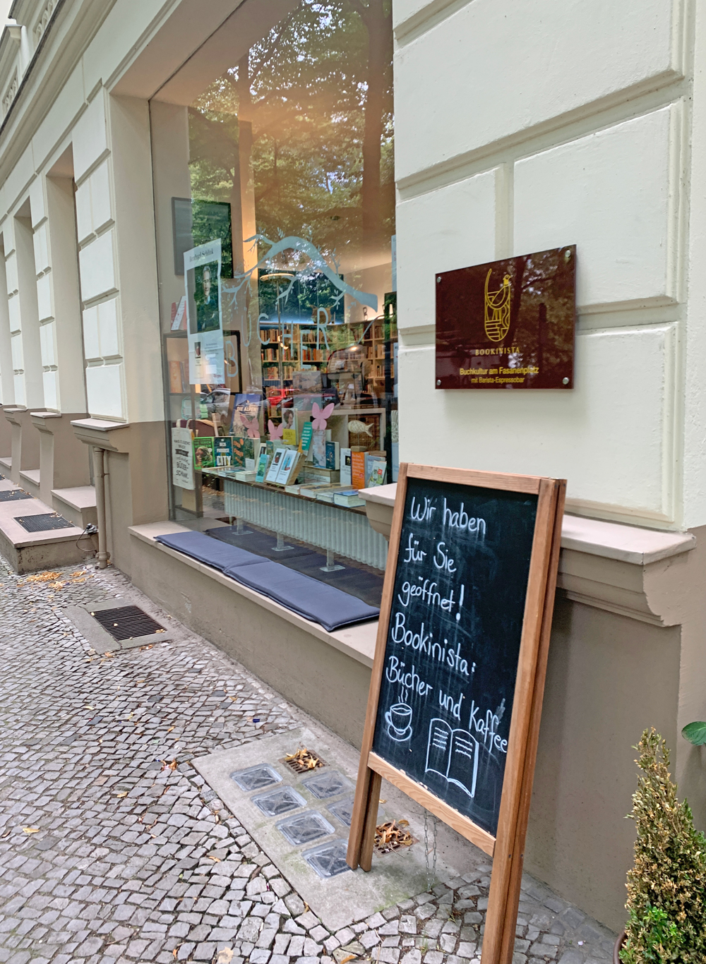 Fernweh? sonrisa war im Sommer 2020 in Berlin und hat Dir viele Tipps mitgebracht.