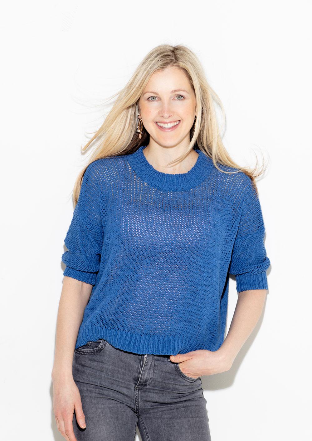 Biomedizinerin, Wonderwoman, Ernährungsexpertin, Foodlover und Jungunternehmerin Vanessa Craig.