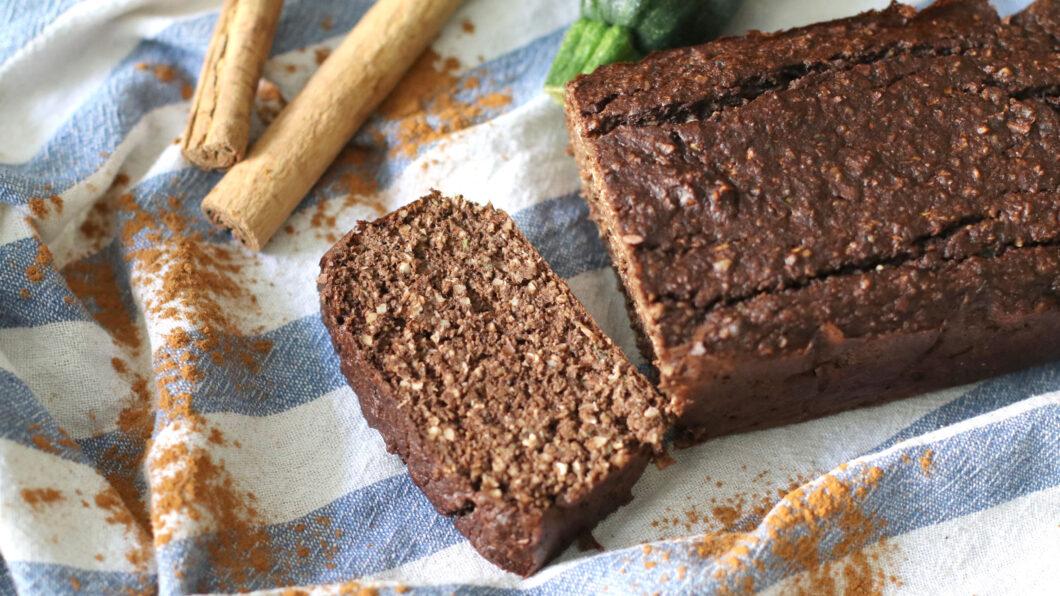 Zucchini-Schokoladen Kuchen à là sonrisa