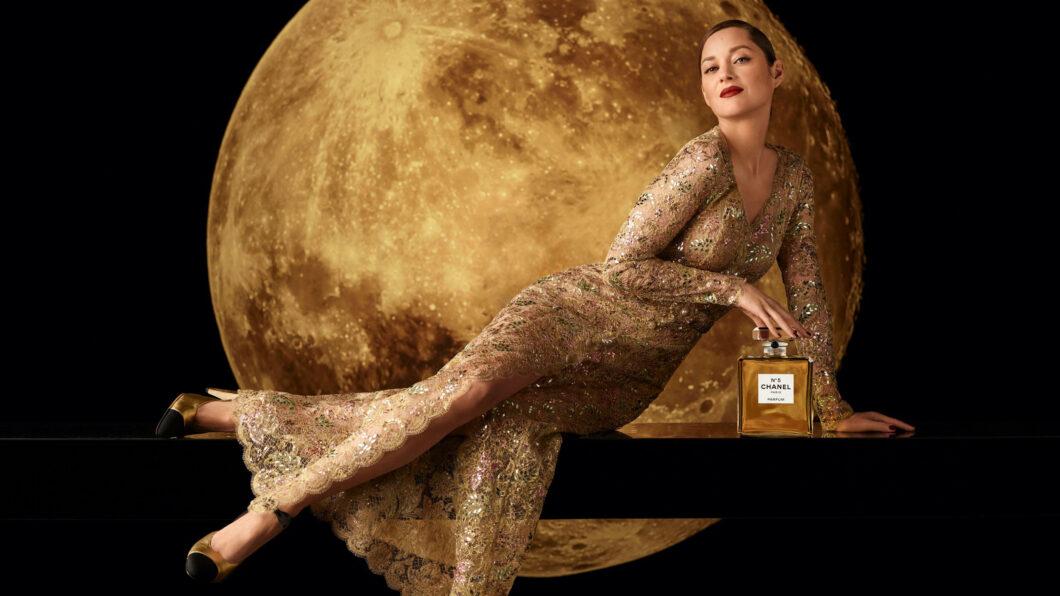 Überirdisch schön: die neue Kampagne von Chanel N° 5