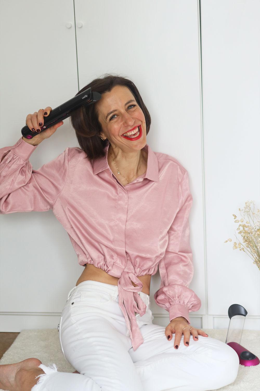 Worth the hype? Im grosssen FAQ über den neuen Dyson Corrale beantwortet Star-Stylist Alf Heller die wichtigsten Fragen zum innovativen Haarglätter aus England.