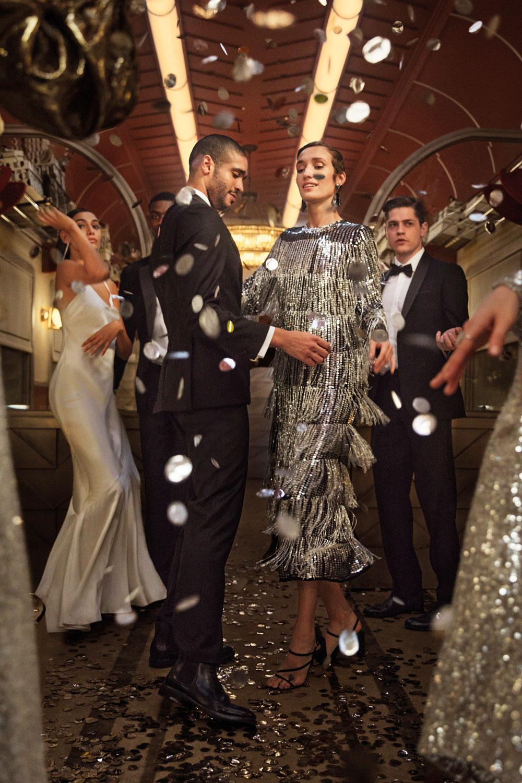 Party on! Die Weihnachtskollektion 2020 von Jo Malone London ist inspiriert von den legendären Feiern in den roaring Twenties.