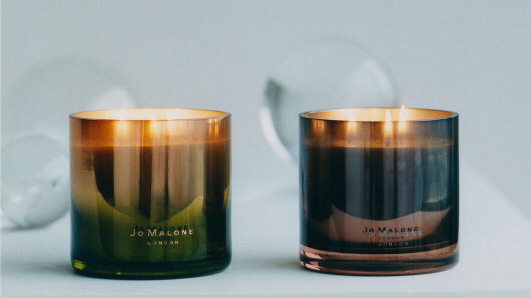 Doppelt gut: Jo Malone London Fragrance Layered Candles