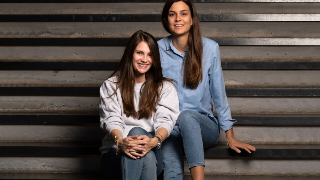 Jungunternehmerin Julia erzählt auf sonrisa, wie sie zusammen mit ihrer Geschäftspartnerin Anna den Schweizer Beauty-Brand Because it's good lanciert hat.