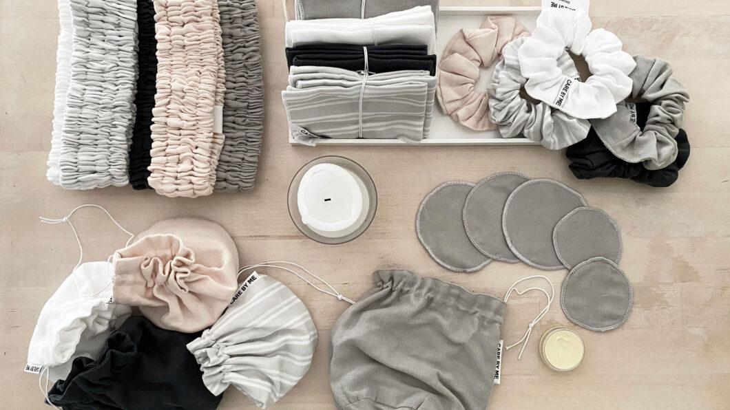 Nachhaltig schön: Zero Waste Collection von Care by me