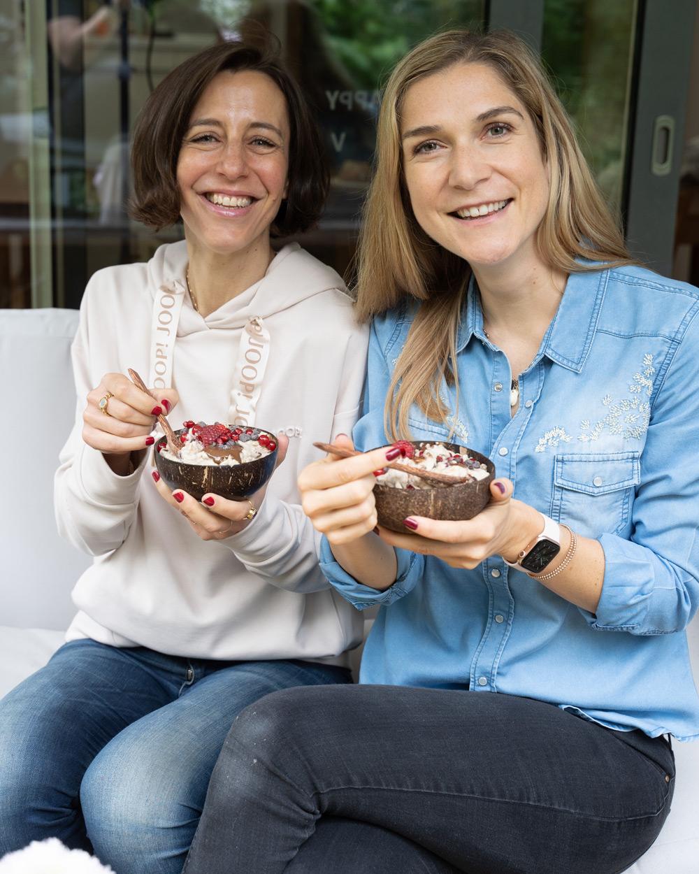 Schmeckt gut, ist gesund und macht schön: die vegane Cookie Dough Bowl à là sonrisa.