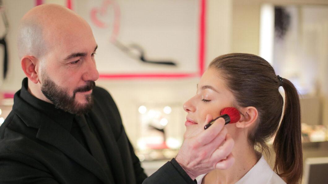 Ask the expert: Guerlain International Makeup Artist Anthony Chasset