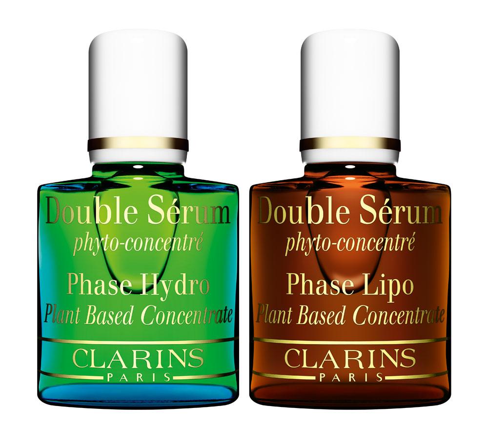 Beauty Ikone mit Doppel-Effekt: Alles, was Du über das legendäre Double Serum von Clarins wissen musst.