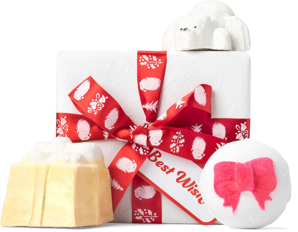 """Im vierten Teil der neuen Serie """"schöner schenken"""" auf sonrisa gibt es eine Auswahl an Beauty-Geschenktipps mit viel gutem Karma."""