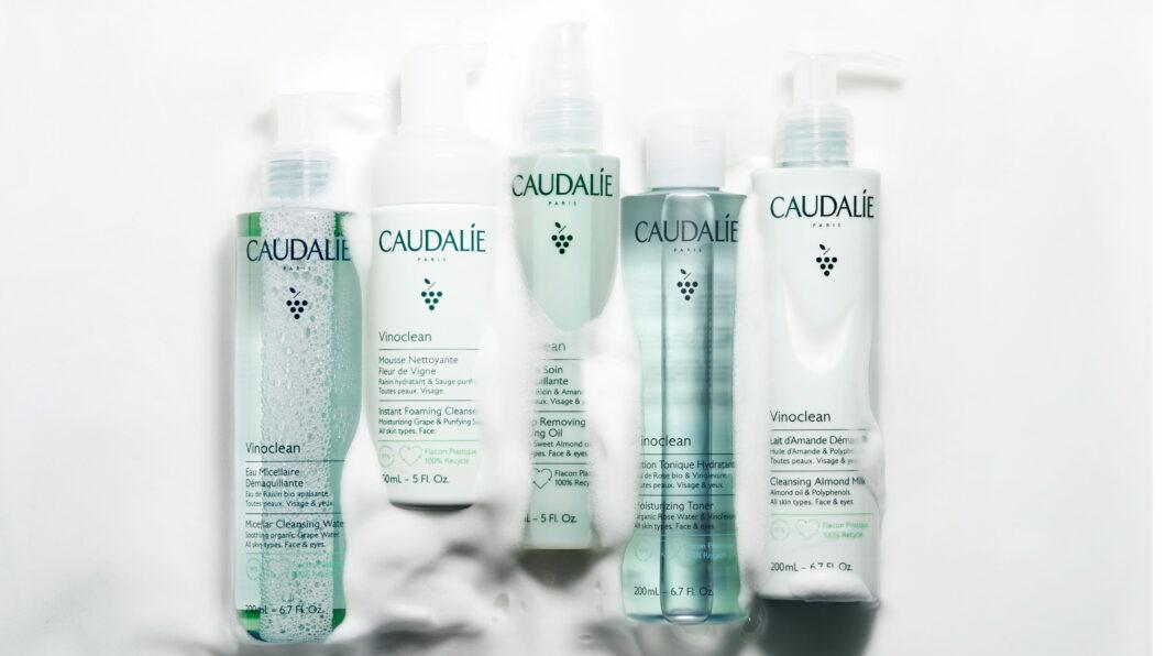 Talk clean to me: Caudalie lanciert mit Vinoclean eine nachhaltige Reinigungsserie
