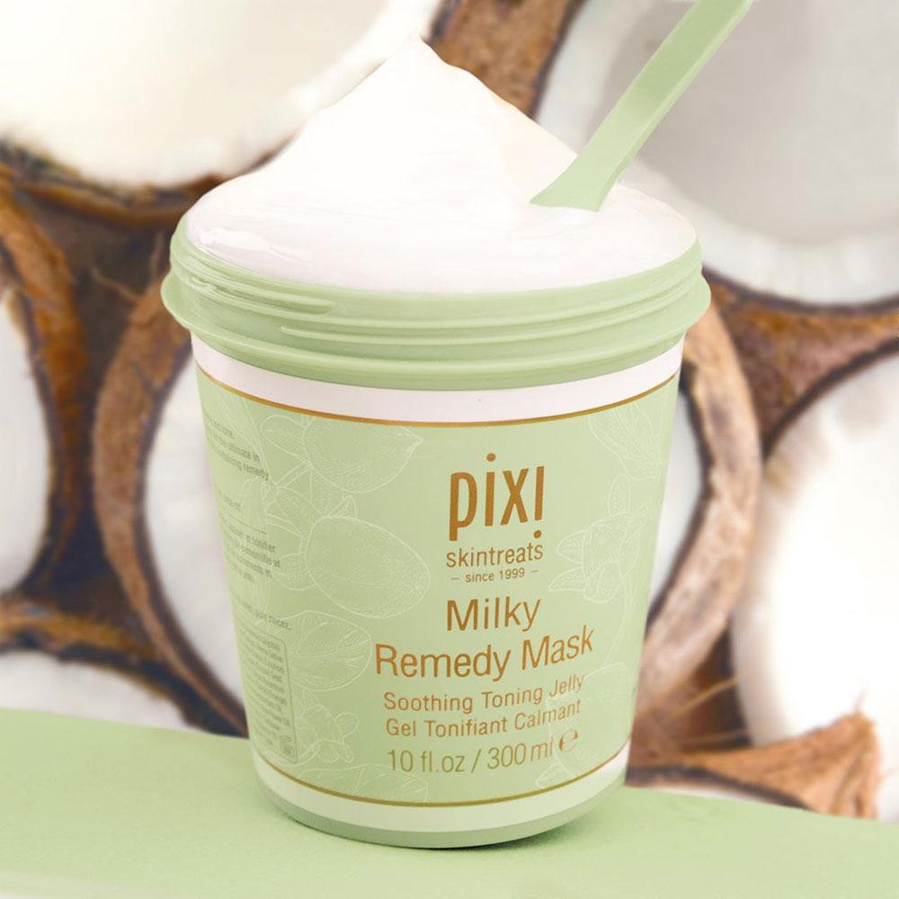 Vollgepackt mit Nährstoffen und Pflanzenstoffen sollen die neuen Masken von Pixi die Haut mit allem versorgen, wonach sich diese im Winter sehnt.