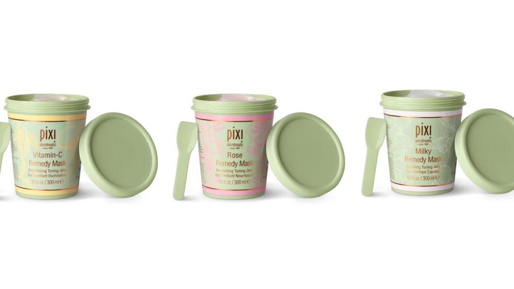 Durstlöscher für trockene Haut: die neuen Pixi Remedy Masks