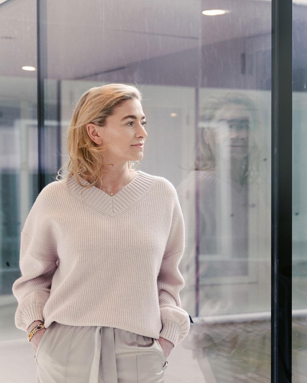 Naturkosmetik-Ikone Susanne Kaufmann verrät auf sonrisa ihre persönlichen Beauty-Tipps für den Winter.
