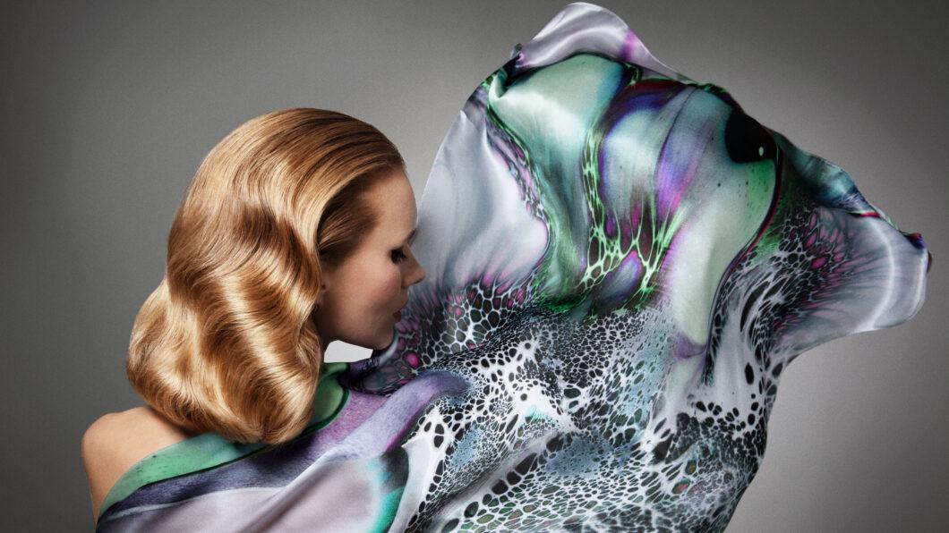 Björn Axén x Iris van Herpen: Fashion meets beauty for charity
