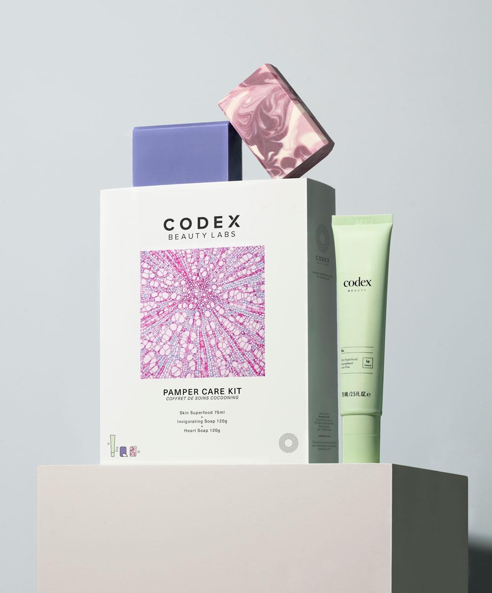 Bei der grossen sonrisa-loves-you Verlosung zum Valentinstag gibt es drei Mal ein Clean Beauty Set vom hippen Label Codex zu gewinnen!
